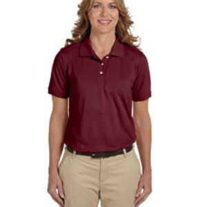 M265W Harriton Ladies' 5.6 oz. Easy Blend™ Polo Thumbnail