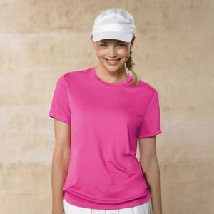 4830 Hanes Ladies' 4oz. Cool Dri® T-Shirt Thumbnail