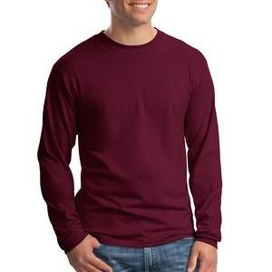 Hanes 5186 Adult 6.1oz. Beefy T Long Sleeve Thumbnail