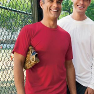 M320 Harriton Men's 4.2 oz. Athletic Sport T-Shirt Thumbnail