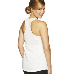 6933 Next Level Ladies' The Terry Racerback Tank Thumbnail