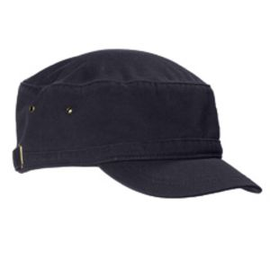BA501 Big Accessories Short Bill Cadet Cap Thumbnail