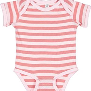 4400 Rabbit Skins Infant Baby Rib Bodysuit Thumbnail