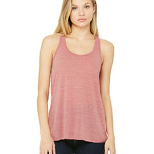 B8800 - Bella + Canvas Ladies' Flowy Racerback Tank Thumbnail
