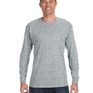 29L - Jerzees Adult 5.6oz. DRI-POWER® ACTIVE Long-Sleeve T-Shirt Thumbnail