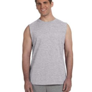 G270 - Gildan Adult Ultra Cotton® 6 oz. Sleeveless T-Shirt Thumbnail