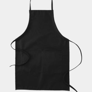 APR53 Big Accessories Two-Pocket 30 inch Apron Thumbnail