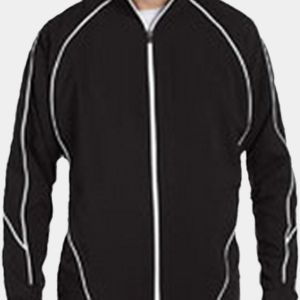 S81JZM Russell Athletic Men's Team Prestige Full-Zip Jacket Thumbnail