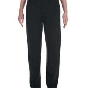 974Y Jerzees Youth 8oz., 50/50 NuBlend® Open-Bottom Sweatpants Thumbnail