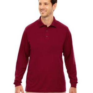 88192 - Core 365 Men's Pinnacle Performance Long-Sleeve Piqué Polo Thumbnail