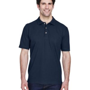 8535 UltraClub Men's Classic Piqué Polo Thumbnail